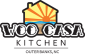 Logo for Woo Casa Kitchen