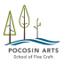 Logo for Pocosin Arts School of Fine Craft