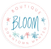 Logo for Bloom Boutique