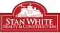 Logo for Stan White Realty and Construction