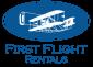 Logo for First Flight Rentals
