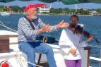 Ocracoke Alive, Dockside Talk aboard the Skipjack Wilma Lee: Pirate Tales & Fiddling
