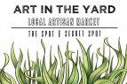 Secret Spot Surf Shop, Art in the Yard