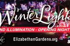 Elizabethan Gardens, Grand Illuminations