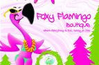 Foxy Flamingo Boutique, Holiday Open House