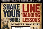 Kelly's Outer Banks Restaurant & Tavern, Loretta's Line Dancing Instruction
