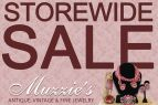 Muzzie's Fine Jewelry & Gifts, Closing Sale: Everything Must Go!