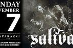 Paparazzi OBX Concert & Event Venue, Saliva