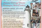 Ocracoke Alive, Music Across the Sound: Benefit Concert for Ocracoke Island Artists