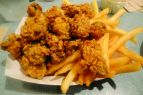 Darrell's Seafood Restaurant, Fried Oysters