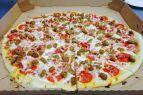 Giant Slice Pizza, Meatman Pizza