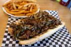 Philly Steak Subs, Philly Cheesesteak