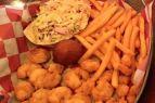 Darrell's Seafood Restaurant, Popcorn Shrimp