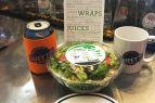 Sweet T's Coffee, Beer & Wine, Specialty Salads from The Salad Bowl