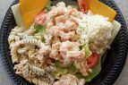 The Landing Grill, Shrimp Salad Cold Plate