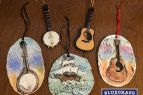 Bluegrass Island Store & Box Office, Music Ornaments