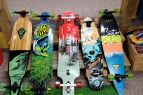 Cavalier Surf Shop, Longboard Skateboards