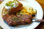 Jason's Restaurant, N.Y. STRIP STEAK (10 oz.)