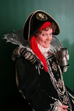 The Pirates' Rendezvous is Sat. night in Nags Head