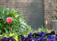 Celebrate the arrival of spring at The Elizabethan Gardens