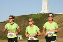 Run for ye lives at the Flying Pirate Half Marathon