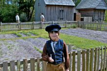 The Island Farm on Roanoke Island opens next Monday.