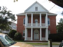 The old courthouse in Manteo is the new home for DCAC.