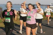 Get ready to run! It's Outer Banks Marathon weekend.