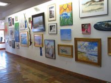 Check out DCAC's Frank Stick Memorial Art Show in Nags Head.