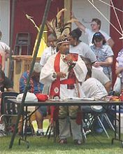 Frisco Native American Museum's Powwow is this weekend.