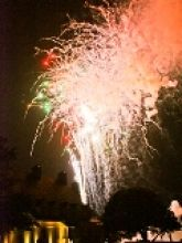 See fireworks in Corolla, Nags Head and Manteo on the 4th.