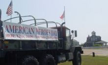 Chicamacomico's American Heroes Day is Thursday in Rodanthe.