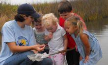 Explore nature in a National Wildlife Refuge program.