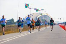 Cheer on a runner this weekend in the Outer Banks Marathon.