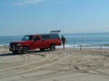 New rules are coming for ORV use in CH National Seashore.