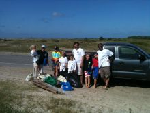 Let's get those beaches clean at NC Big Sweep this weekend.
