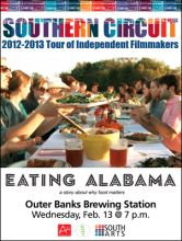 <i>Eating Alabama</i> at Outer Banks Brewing Station