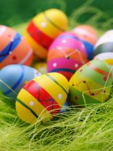 Easter Egg hunts are taking place from Currituck to Hatteras