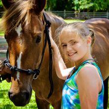 Make new friends at Island Farm on Roanoke Island!