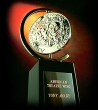 The Lost Colony will receive a Tony Honors award on June 8.