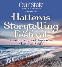 Hatteras Storytelling Festival, May 3 – May 5