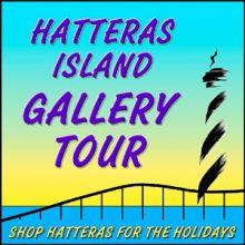 The Hatteras Island Gallery Tour Runs Nov. 27–30.