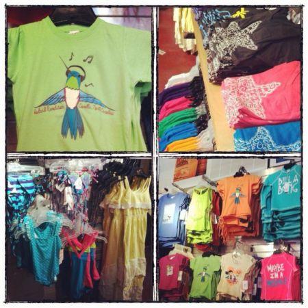 Island Revolution Surf Company and Skatepark, Girls / Teens Apparel