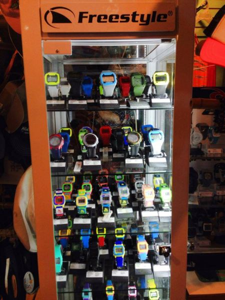 Ride The Wind Surf Shop, Freestyle Watches