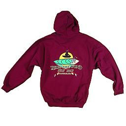 Ride The Wind Surf Shop, Ride the Wind Hoodie