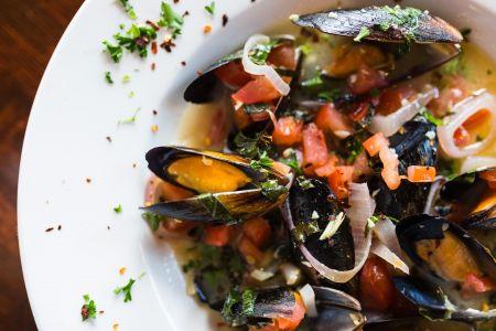 La Dolce Vita, Mussels Sicily