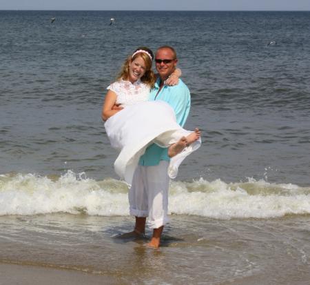 Camp Hatteras, Beach Wedding Venue