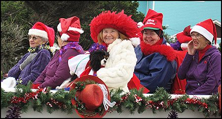 Hatteras Village, Christmas Parade