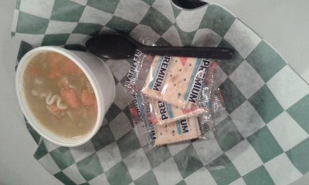 Poor Richard's Sandwich Shop Manteo, Hearty Chicken Noodle