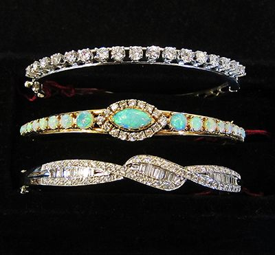 Muzzie's Fine Jewelry & Gifts, Fabulous Vintage Bangles